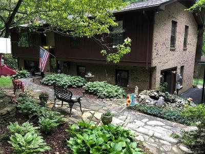 Hendersonville Single Family Home For Sale: 5 Scenic View Drive