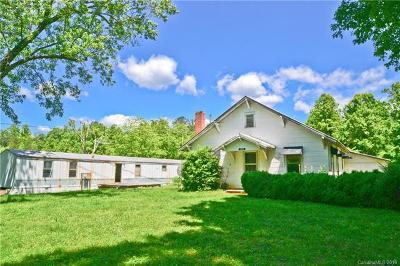 McDowell County Single Family Home For Sale: 1559 Hwy 126 Highway