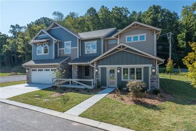 Bat Cave, Black Mountain, Chimney Rock, Columbus, Gerton, Lake Lure, Mill Spring, Rutherfordton, Saluda, Tryon, Union Mills Condo/Townhouse For Sale: 522 Sweet Birch Park Lane #10