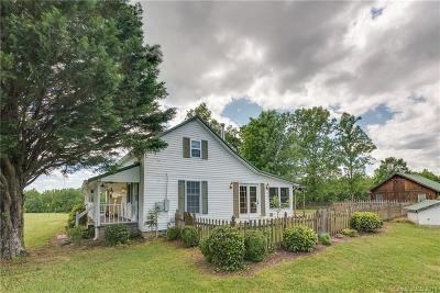 Single Family Home For Sale: 3694 Landrum Road