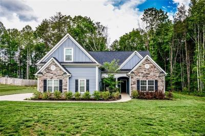Mooresville Single Family Home For Sale: 125 Brawley Woods Lane