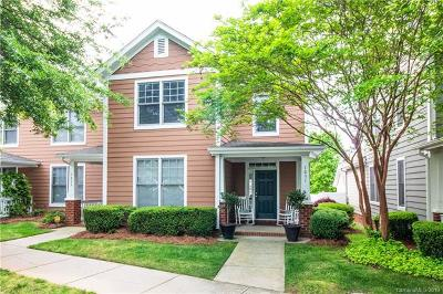 Fort Mill, Rock Hill Condo/Townhouse For Sale: 1031 Market Street