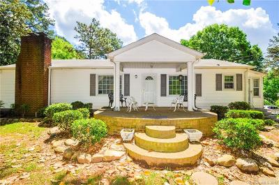 Mint Hill Single Family Home For Sale: 8320 Blair Road