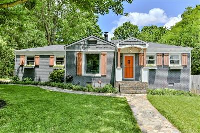 Charlotte Single Family Home For Sale: 517 Tyson Street
