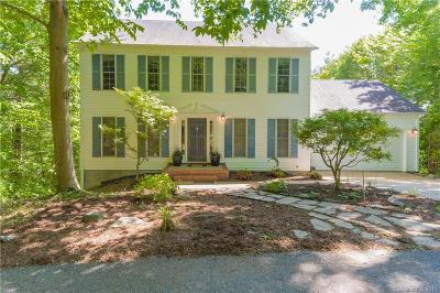 Asheville NC Single Family Home For Sale: $529,000