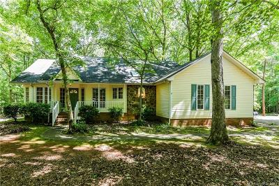 Waxhaw, Weddington Single Family Home For Sale: 3512 Doe Lane