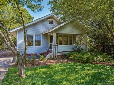 Asheville NC Single Family Home For Sale: $340,000