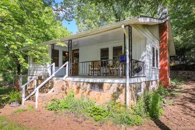 Asheville Single Family Home For Sale: 199 Waynesville Avenue