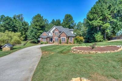 Mooresville Single Family Home For Sale: 168 Honeysuckle Creek Loop