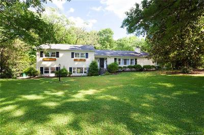 Sherwood Forest Single Family Home For Sale: 800 Longbow Road