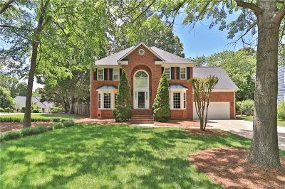 Charlotte Single Family Home For Sale: 9328 Silver Pine Drive