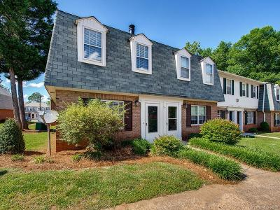 Charlotte Condo/Townhouse Under Contract-Show: 5825 Hunting Ridge Lane #A