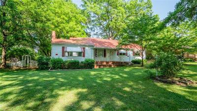 Huntersville Single Family Home For Sale: 118 N Old Statesville Road