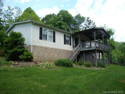 Waynesville Single Family Home For Sale: 142 Biodome Drive
