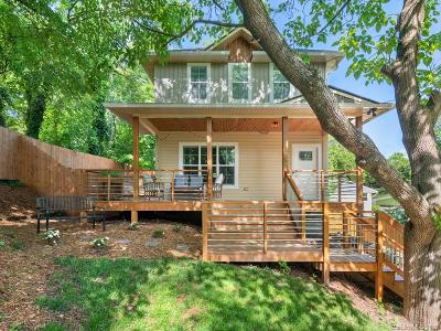 Asheville Single Family Home For Sale: 33 New Jersey Avenue