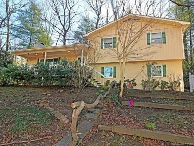 Pisgah Forest Single Family Home For Sale: 164 Rocky Ridge Road