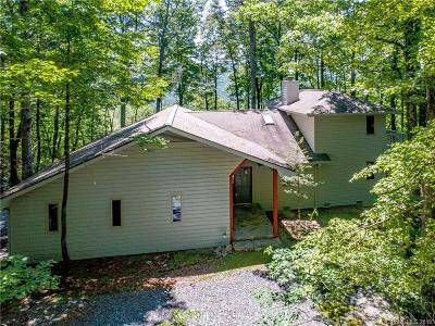 Transylvania County Single Family Home For Sale: 172 Clock Crest Drive