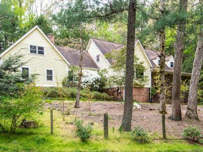 Asheville Single Family Home For Sale: 353 Dingle Creek Lane