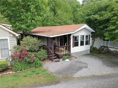 Haywood County Single Family Home For Sale: 143 Mallard Loop