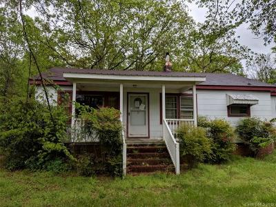 Stanly County Single Family Home For Auction: 12514 Nc 138 Hwy Highway