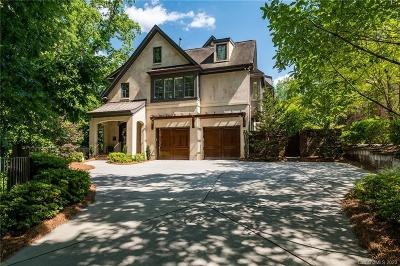 Charlotte Condo/Townhouse Under Contract-Show: 1801 Pinewood Circle
