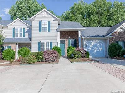 Charlotte Condo/Townhouse Under Contract-Show: 8881 Cinnabay Drive