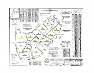 Residential Lots & Land For Sale: Regal Oaks Drive