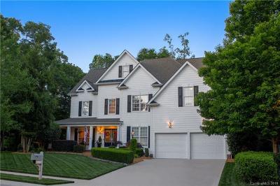Waxhaw Single Family Home For Sale: 1905 Riverbank Road