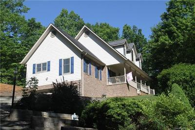 Waynesville Single Family Home For Sale: 68 Old Country Road