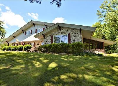 Alexander County, Ashe County, Avery County, Burke County, Caldwell County, Watauga County Single Family Home For Sale: 2466 Sweetbriar Circle