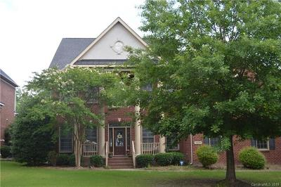 Charlotte Single Family Home For Sale: 13602 Glen Abbey Drive
