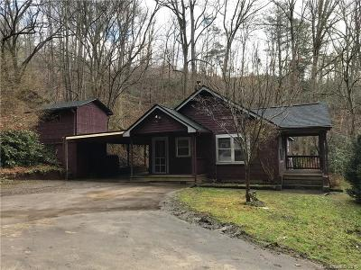 Jackson County Single Family Home For Sale: 35 Bradley Branch Road