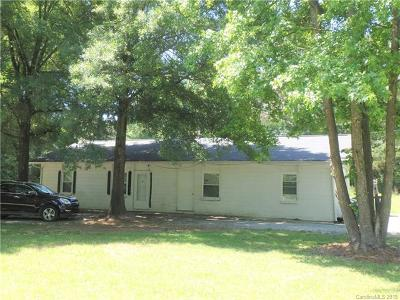 Indian Trail NC Multi Family Home For Sale: $180,000