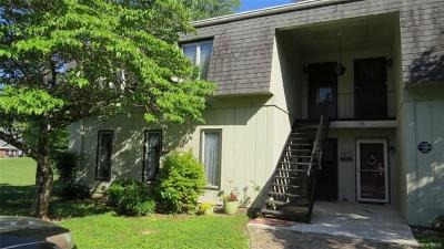 Hendersonville Condo/Townhouse For Sale: 75 Jolly Lane #D4