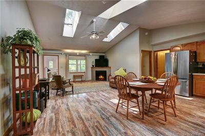 Waynesville Single Family Home For Sale: 128 Birch Springs Road