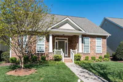 Cornelius Single Family Home For Sale: 11901 Meetinghouse Drive #114