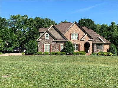 Cabarrus County Single Family Home Under Contract-Show: 4351 Whitetail Lane