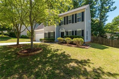 Waxhaw Single Family Home For Sale: 7920 Antique Circle