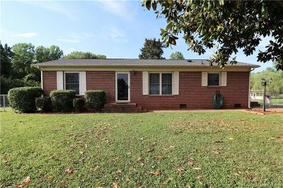 Bessemer City Single Family Home Under Contract-Show: 112 Mountain View Road