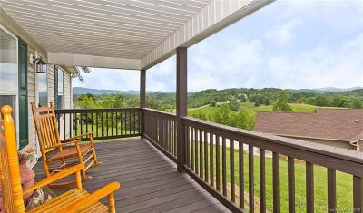 Madison County Single Family Home For Sale: 98 River Top Road #6