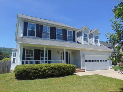Fletcher Single Family Home For Sale: 455 English Oak Road