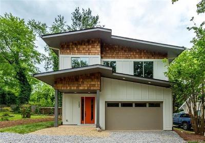 Asheville Single Family Home For Sale: 122 Hanover Street