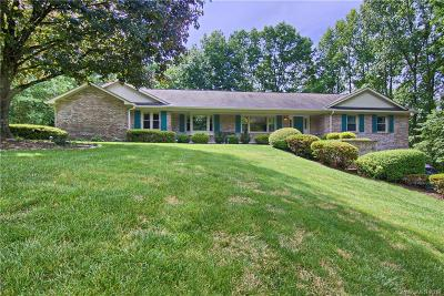 Hendersonville Single Family Home Under Contract-Show: 1 Jodhpur Court