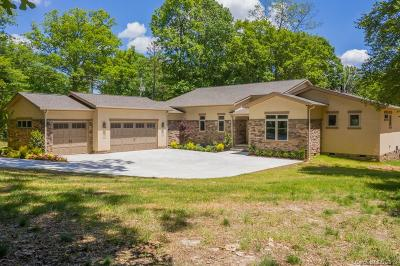 Single Family Home For Sale: 542 Lochaven Road #lot 1