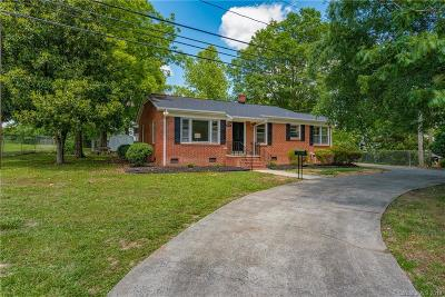 Wingate Single Family Home For Sale: 4623 Highway 74 Highway