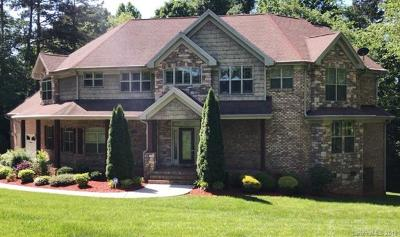 Iredell County Single Family Home For Sale: 586 Presbyterian Road