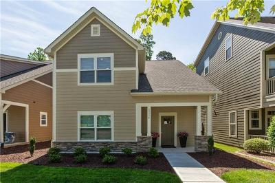 Huntersville Single Family Home For Auction: 15334 S Birkdale Commons Parkway