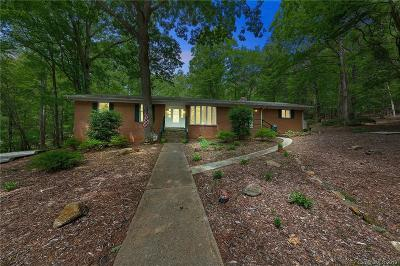 Lake Lure Single Family Home For Sale: 292 Huntington Road