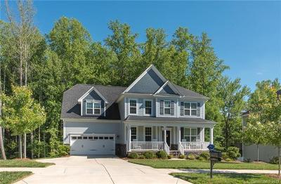 Mooresville Single Family Home For Sale: 109 Branchview Drive
