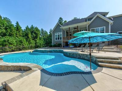 Troutman Single Family Home For Sale: 142 Emerald Creek Drive